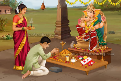 Ganesha Chaturthi Celebrations