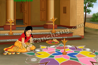 Tamil New Year Puthandu celebration