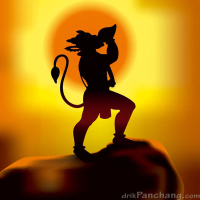 Hanuman Jayanti Freeware Image