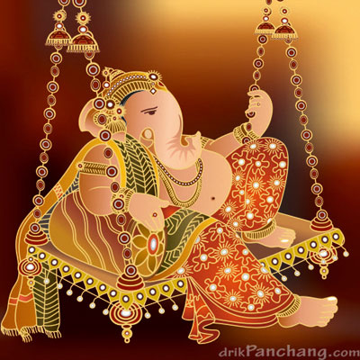 Ganesha Chaturthi Freeware Image