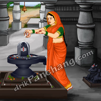 Lord Shiva Puja