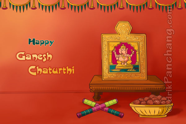 Lord Ganesha Puja with Chatte