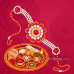 Rakhi - the sacred thread