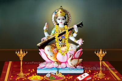 Goddess Sharda