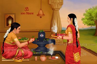Maha Shivaratri Pujan
