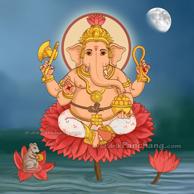 2020 Sankashti Chaturthi Vrat dates with Moonrise timings