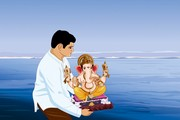 Ganesh Visarjan
