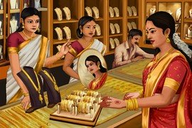 Buy Gold on Diwali