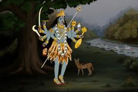 Bengal Kali Puja