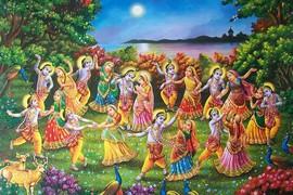 Sharada Purnima Maha Raas