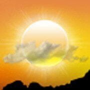 Sunrise Moonrise