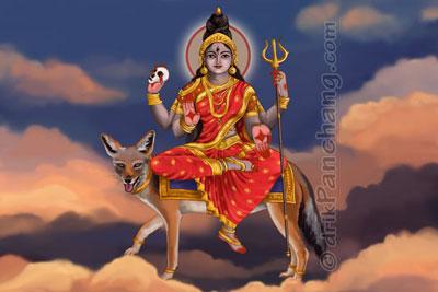 Goddess Chamunda Matrika