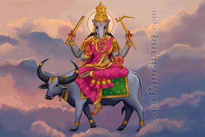 Goddess Varahi Matrika