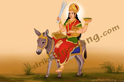 Goddess Sheetala