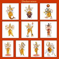 Vishnu Dashavatara