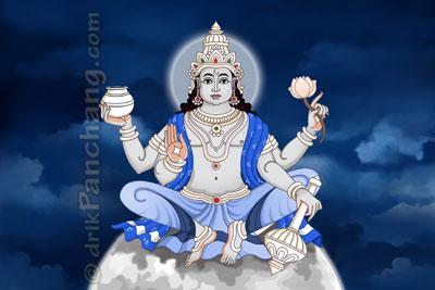 Chandra Dev on Kartik Purnima