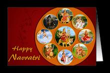Nine Forms of Goddess Durga