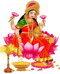 Goddess Lakshmi