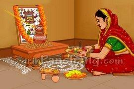 Ahoi Ashtami Puja