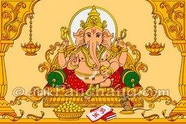 Ganesha Chaturthi Puja