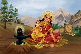 Parvati Mata Aarti