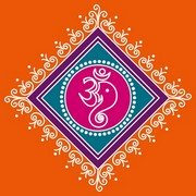Ganesha Rangoli 3