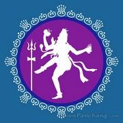 Shiva Rangoli 17